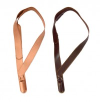 Leather belt for flag bearers