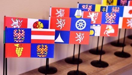 Stolní vlaječky pro úřady a instituce