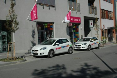 Company seat, shop and showroom Alerion