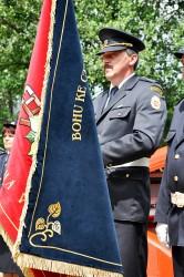 Fire brigade ceremony
