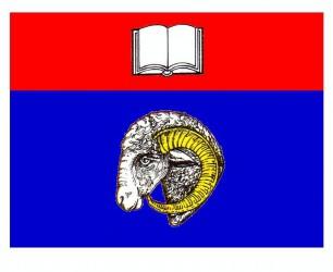 The flag of Velký Beranov