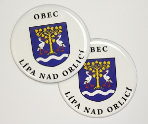 Magnets made for Lípa nad Orlicí