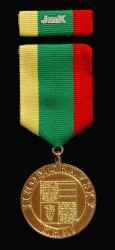 Commemorative medal of JMK (South Moravian Region)