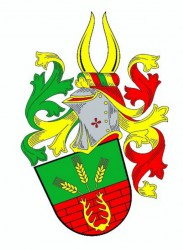 An example of a personal coat of arms