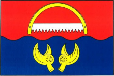 The flag of Rudolec