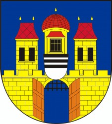 A draft of a coat of arms for Jevišovice