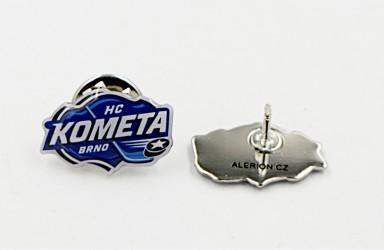 HC Kometa Brno pin