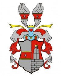 Redrawing of a personal coat of arms