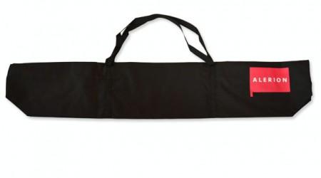 Transport bag for embroidered symbols