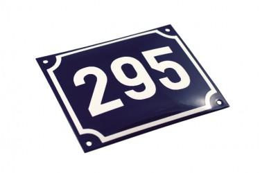 Enamel land registry number