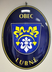 Ovals for municipalities/towns/townships