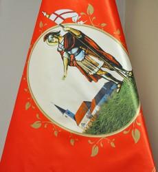 Printed banner close-up, Volunteer Fire Brigade (DHZ) Bernolákovo