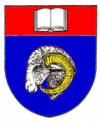 The coat of arms of Velký Beranov