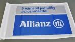 Golfová vlaječka pro Allianz