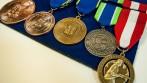 Ukázka medailí a vyznamenání z naší dílny