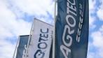 Reklamní vlajky pro společnost AGROTEC a.s.