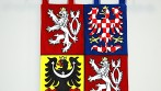 Vyšívaný znak ČR